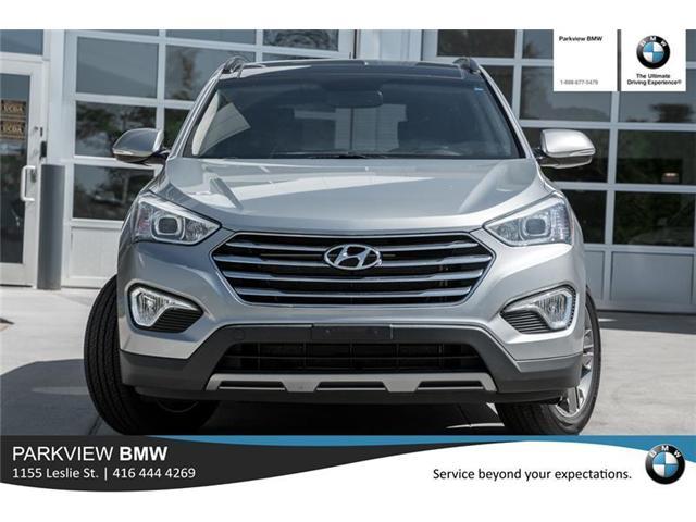 2013 Hyundai Santa Fe XL Limited (Stk: 54968AA) in Toronto - Image 2 of 22