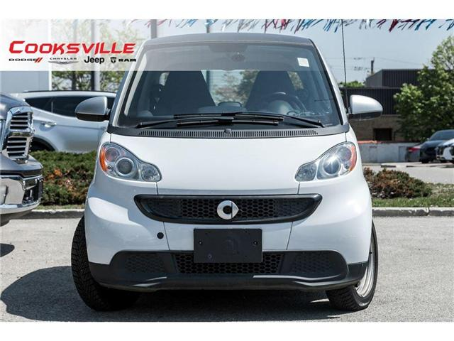 2015 Smart Fortwo Pure (Stk: 7649P) in Mississauga - Image 2 of 17