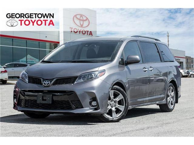 2018 Toyota Sienna  (Stk: 8SN288) in Georgetown - Image 1 of 20