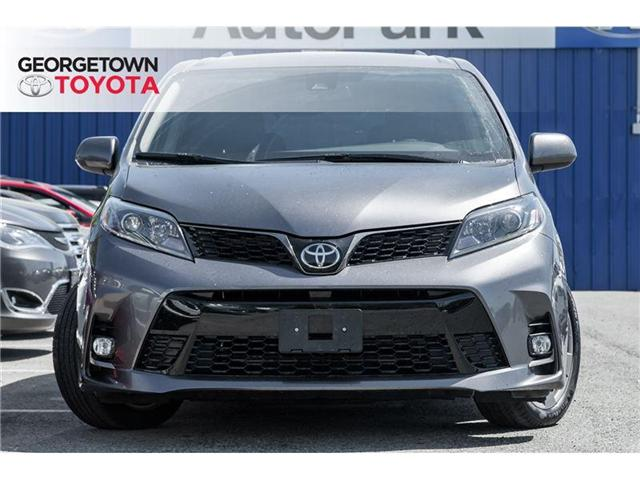 2018 Toyota Sienna  (Stk: 8SN288) in Georgetown - Image 2 of 20