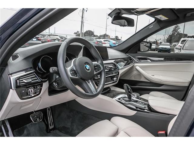 2018 BMW 530 i xDrive (Stk: U4891) in Mississauga - Image 2 of 17