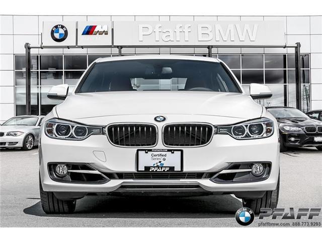 2014 BMW 328i xDrive (Stk: U4895) in Mississauga - Image 2 of 21