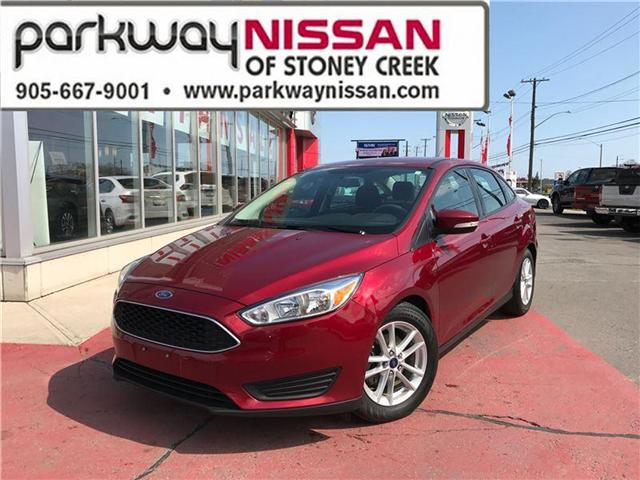 2016 Ford Focus SE (Stk: N18239AA) in Hamilton - Image 1 of 17