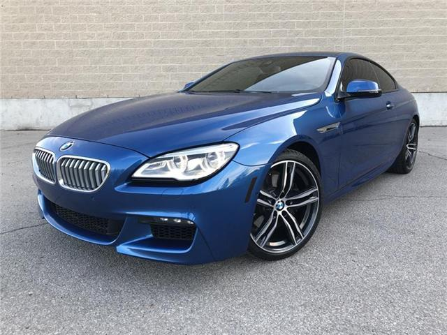 2018 BMW 650i xDrive (Stk: FP1318) in Barrie - Image 2 of 15