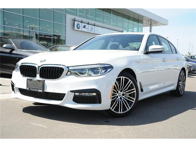2018 BMW 540d xDrive (Stk: 8474846) in Brampton - Image 1 of 12
