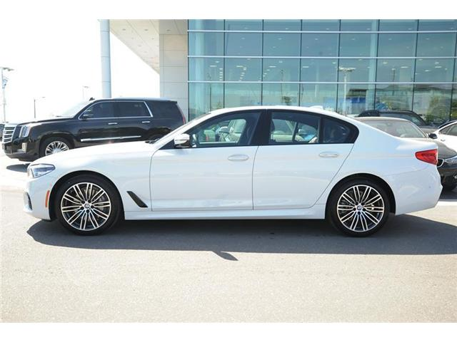 2018 BMW 540d xDrive (Stk: 8474846) in Brampton - Image 2 of 12