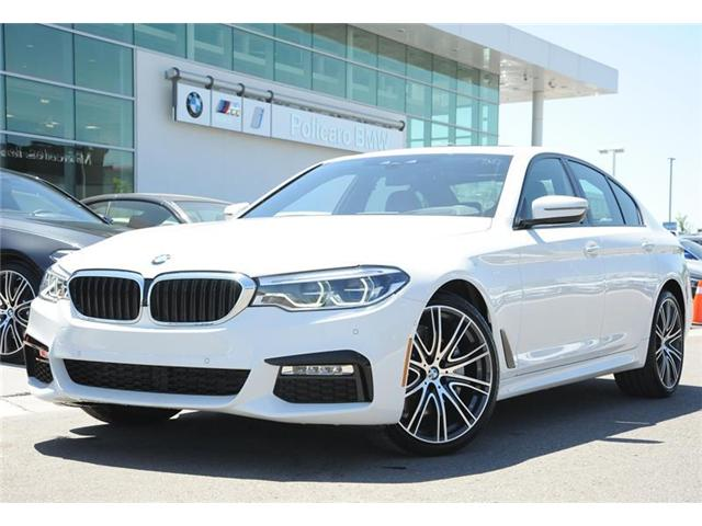 2018 BMW 540 i xDrive (Stk: 8D52745) in Brampton - Image 1 of 12