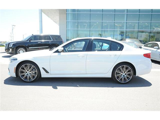 2018 BMW 540 i xDrive (Stk: 8D52745) in Brampton - Image 2 of 12