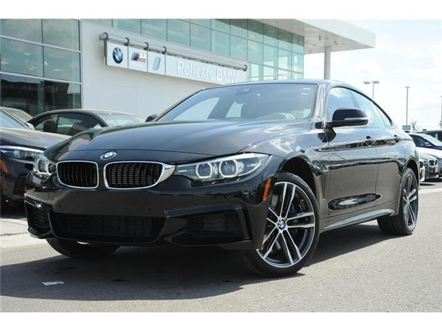 2019 BMW 440 Gran Coupe i xDrive (Stk: 9M74550) in Brampton - Image 1 of 12