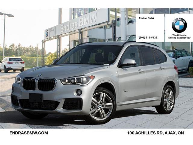 2018 BMW X1 xDrive28i (Stk: 12817) in Ajax - Image 1 of 22