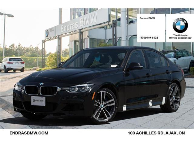 2018 BMW 340i xDrive (Stk: 35088) in Ajax - Image 1 of 22