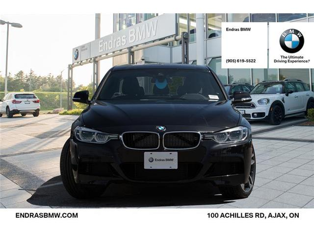 2018 BMW 340 i xDrive (Stk: 35088) in Ajax - Image 2 of 22