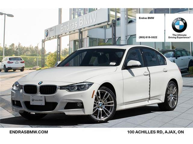 2018 BMW 340 i xDrive (Stk: 35089) in Ajax - Image 1 of 22