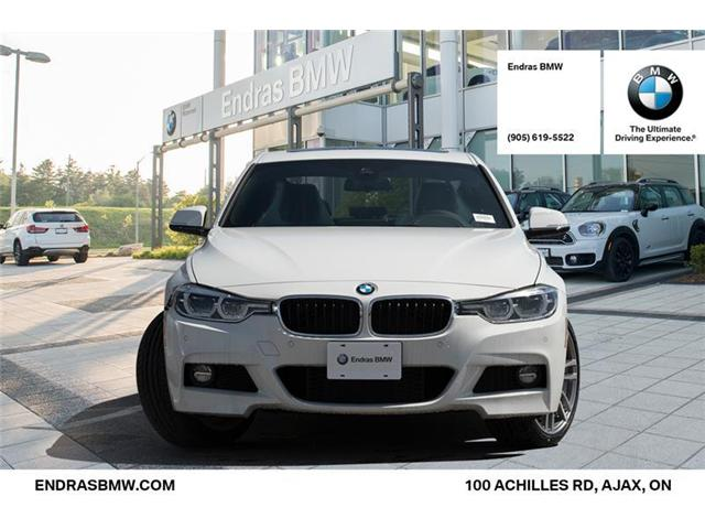 2018 BMW 340 i xDrive (Stk: 35089) in Ajax - Image 2 of 22