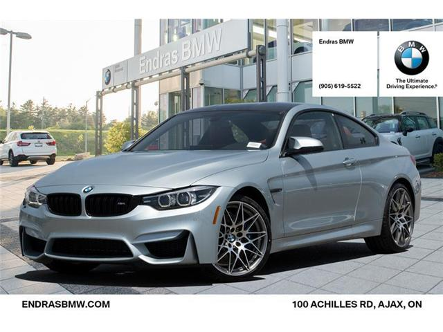2018 BMW M4 Base (Stk: 40877) in Ajax - Image 1 of 22