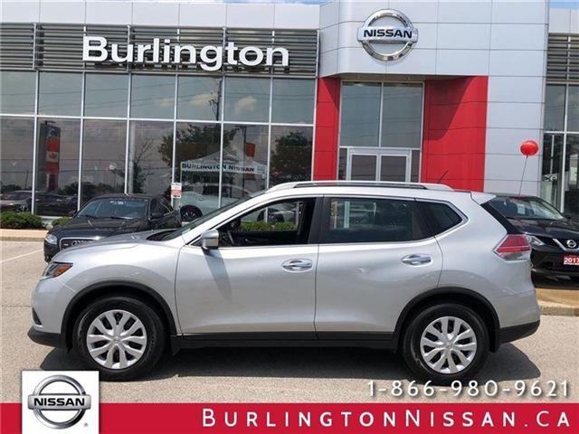 2016 Nissan Rogue S (Stk: A6513) in Burlington - Image 1 of 18
