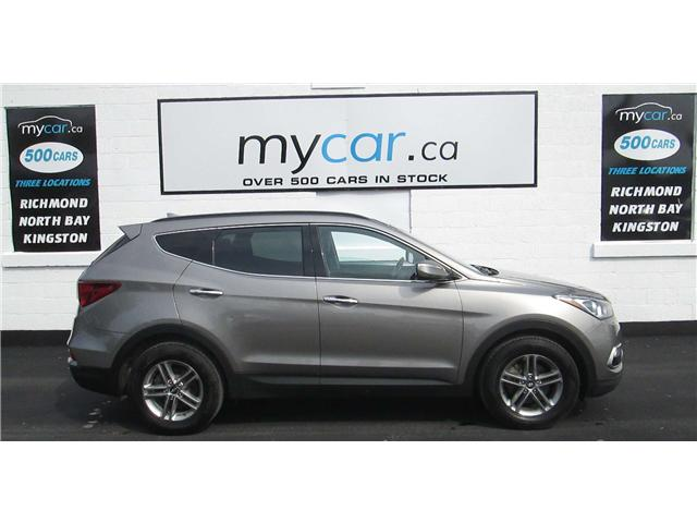 2018 Hyundai Santa Fe Sport 2.4 SE (Stk: 180560) in Richmond - Image 1 of 14