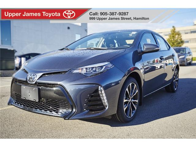 2019 Toyota COROLLA LE CVT BASE (Stk: 190036) in Hamilton - Image 1 of 14