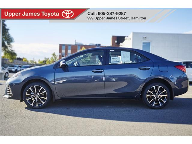 2019 Toyota COROLLA LE CVT BASE (Stk: 190036) in Hamilton - Image 2 of 14