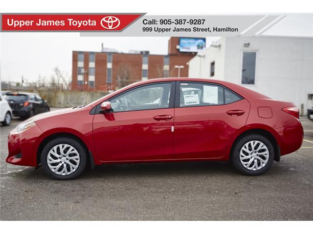 2019 Toyota Corolla LE (Stk: 190012) in Hamilton - Image 2 of 12