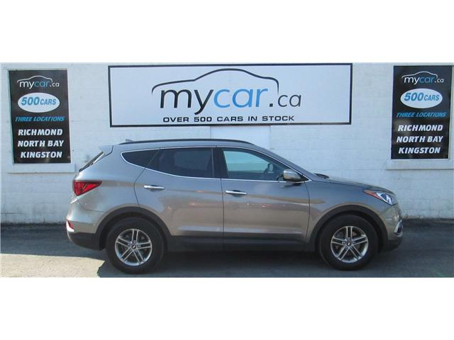 2018 Hyundai Santa Fe Sport 2.4 SE (Stk: 180561) in Kingston - Image 1 of 14