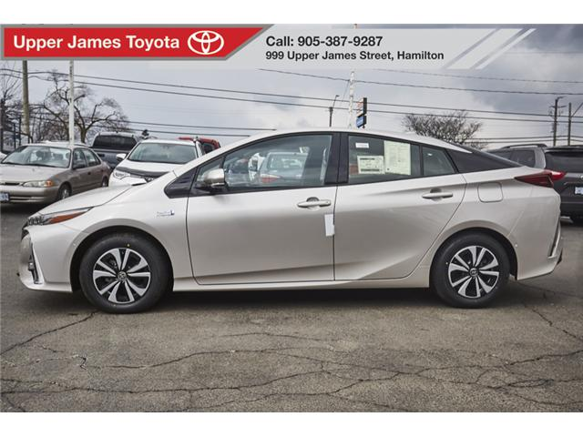 2018 Toyota Prius Prime Upgrade (Stk: 180766) in Hamilton - Image 2 of 17
