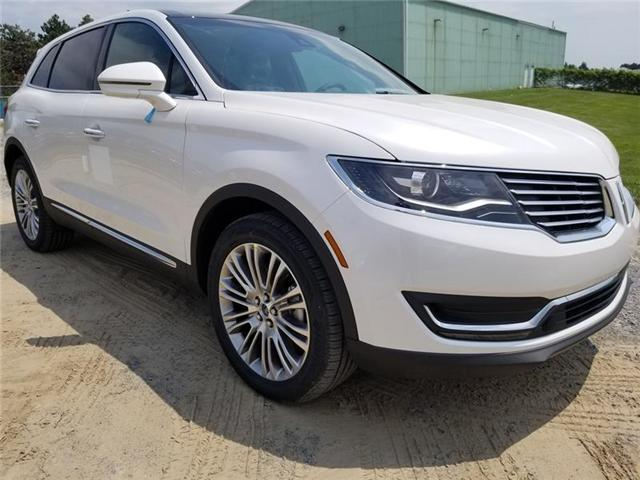 2018 Lincoln MKX Reserve (Stk: 18MX1651) in Unionville - Image 1 of 13