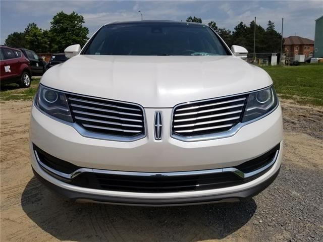 2018 Lincoln MKX Reserve (Stk: 18MX1651) in Unionville - Image 2 of 13