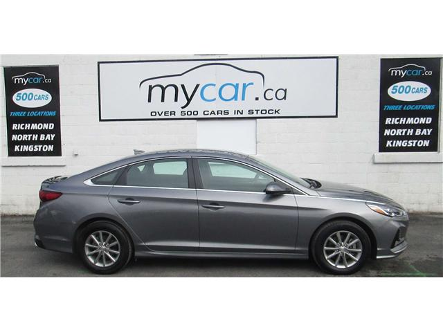 2018 Hyundai Sonata GL (Stk: 180392) in North Bay - Image 1 of 13