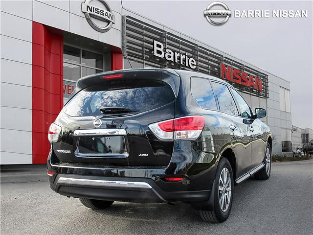 2015 Nissan Pathfinder S (Stk: P4373) in Barrie - Image 5 of 24