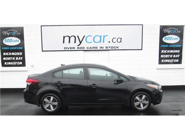 2018 Kia Forte LX+ (Stk: 180686) in Kingston - Image 1 of 13
