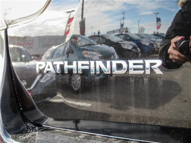 2015 Nissan Pathfinder S (Stk: P4373) in Barrie - Image 20 of 24