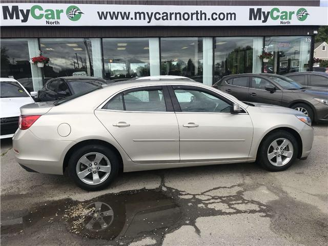 2014 Chevrolet Malibu LS (Stk: 180733) in North Bay - Image 1 of 11