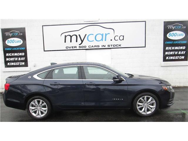 2017 Chevrolet Impala 1LT (Stk: 180570) in North Bay - Image 1 of 13