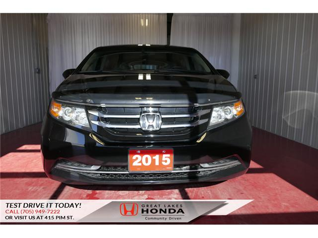 2015 Honda Odyssey EX (Stk: H5933A) in Sault Ste. Marie - Image 2 of 25