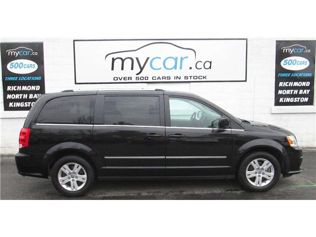 2017 Dodge Grand Caravan Crew (Stk: 180550) in Kingston - Image 1 of 13
