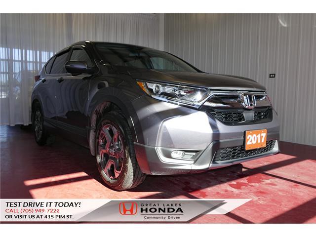 2017 Honda CR-V EX-L (Stk: HP485) in Sault Ste. Marie - Image 1 of 26