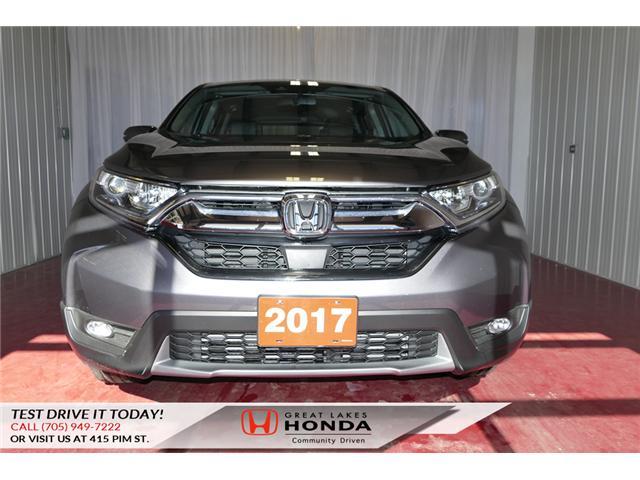2017 Honda CR-V EX-L (Stk: HP485) in Sault Ste. Marie - Image 2 of 26
