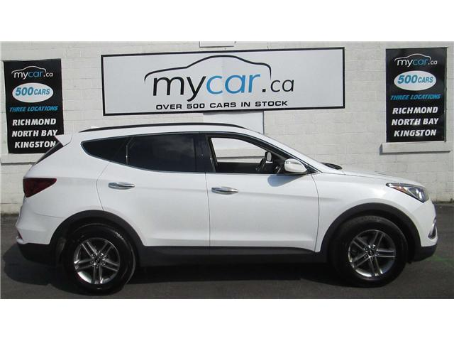 2017 Hyundai Santa Fe Sport 2.4 SE (Stk: 180641) in Richmond - Image 1 of 14