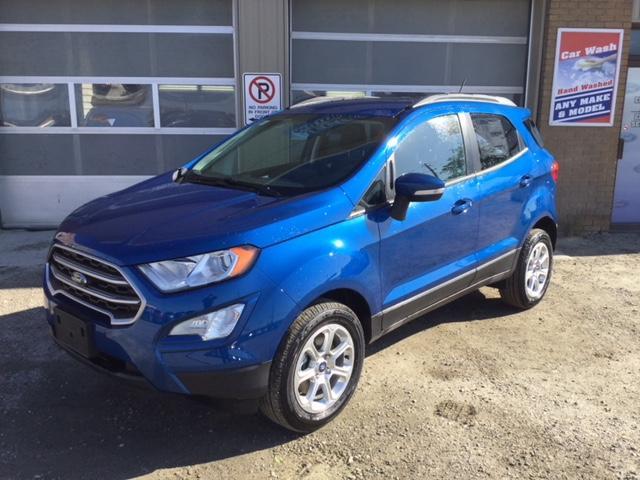 2018 Ford EcoSport SE (Stk: 18-315) in Kapuskasing - Image 1 of 8