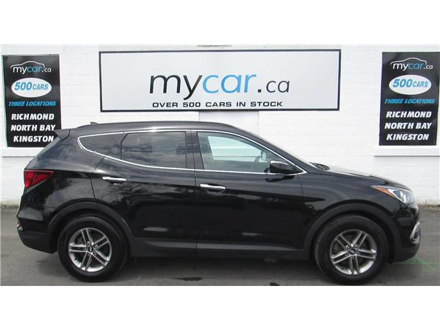 2017 Hyundai Santa Fe Sport 2.4 SE (Stk: 180640) in Richmond - Image 1 of 14