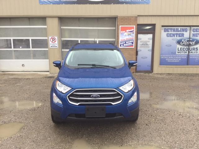 2018 Ford EcoSport SE (Stk: 18-147) in Kapuskasing - Image 2 of 9