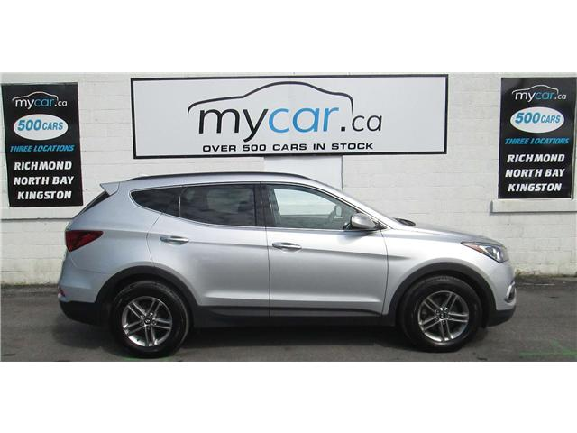 2017 Hyundai Santa Fe Sport 2.4 SE (Stk: 180643) in North Bay - Image 1 of 14
