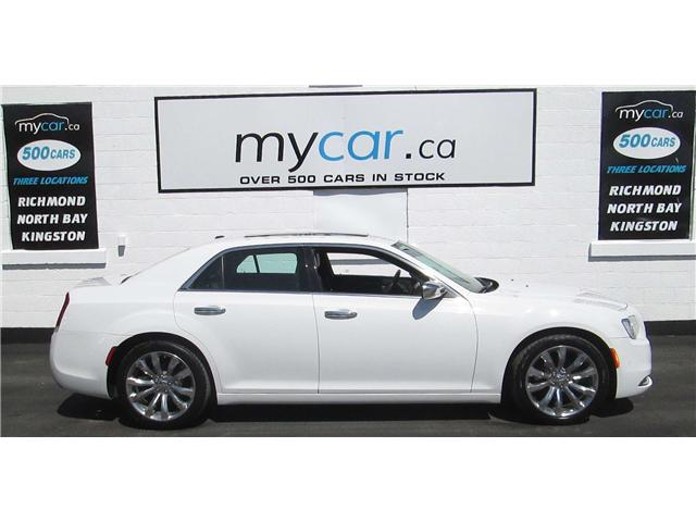2016 Chrysler 300C Base (Stk: 180726) in Kingston - Image 1 of 14