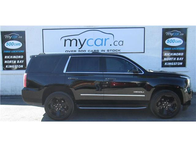 2016 GMC Yukon Denali (Stk: 999999999999999) in Richmond - Image 1 of 13