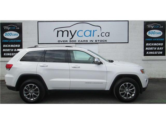 2016 Jeep Grand Cherokee Limited (Stk: 171461) in North Bay - Image 1 of 14