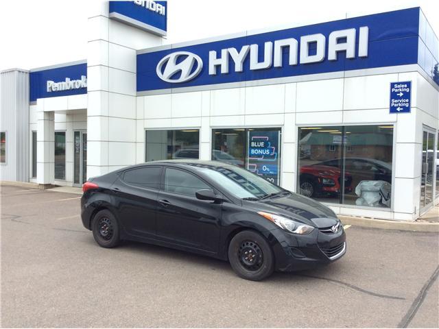 2013 Hyundai Elantra GL (Stk: 18142-1) in Pembroke - Image 1 of 1