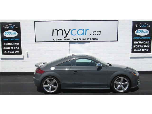 2015 Audi TTS 2.0T (Stk: 180622) in Richmond - Image 1 of 13