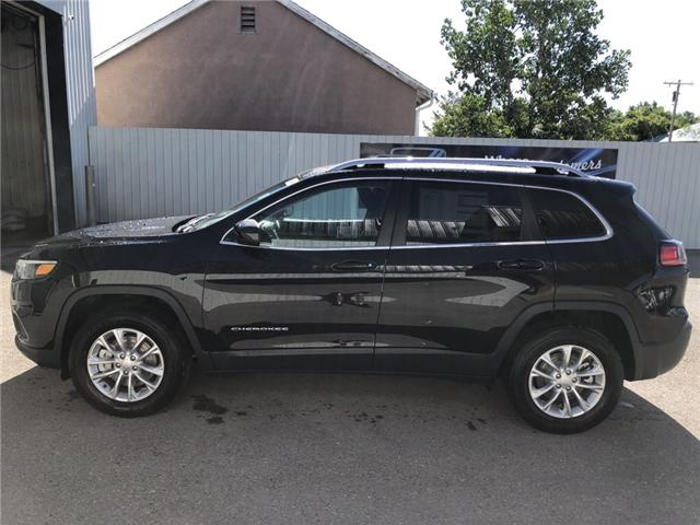 2019 Jeep Cherokee North (Stk: 13174) in Fort Macleod - Image 2 of 19