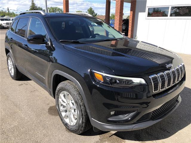 2019 Jeep Cherokee North (Stk: 13174) in Fort Macleod - Image 8 of 19